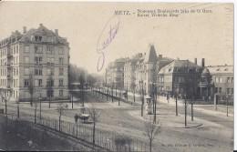METZ -Nouveaux Boulevards Prés De La Gare - Metz