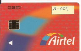 TARJETA GSM AIRTEL MUY ANTIGUA - Spanien