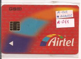 TARJETA GSM AIRTEL MUY ANTIGUA - Spain