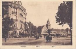 METZ - La Gare - Metz