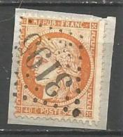 France - Obl. GC3195 RONCHAMP Sur Timbre Napoleon III Et/ou Cérès - N°36 - Marcofilie (losse Zegels)