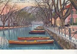 74 - ANNECY - Le Canal Du Vassé - Annecy