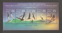 CHRISTMAS ISLANDS 1993  MNH - Oiseaux