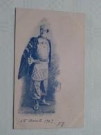 P. Addi De Nassékine ( NASSEKINE ) Anno 1903 ( Zie Foto Voor Details ) !! - Artistes