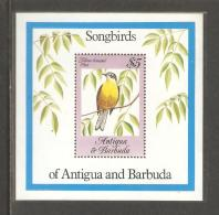 ANTIGUA & BARBUDA  MNH - Oiseaux