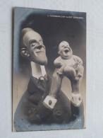 IL GRANDIRA CAR IL EST ESPAGNOL ( Maquette De Giris ) Anno 19?? ( Zie Foto Voor Details ) !! - Hommes Politiques & Militaires
