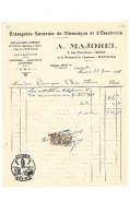 Entreprise Générale De Mécanique Et D´ électricité - A. Majorel 6 Rue Notre Dame Mendes - 8 Boulevard Chambrun 8 Marvejo - France