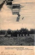 Spa - Fort D ' Embourg - Cerfs-Volants Militaires - L ' Ascension Du M. D.L.Chef George à Spa 1912 - Spa
