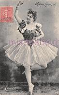 OPERA COMIQUE -Danseuse - Campana - 1906 - 2 Scans - Fine Arts