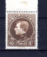 Roi Albert De Belgique   Grand Montenez Impression De Paris, 289**, Cote 65 €, - 1929-1941 Grand Montenez