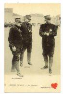 09492-LE-MILITARIA-GUERRE DE 1914-Nos Généraux-JOFFRE-de CASTELNAU-PAU -------édition Moderne - Personnages