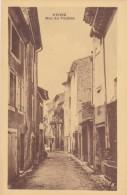 (36)   NYONS - Rue Du Pontias - Nyons