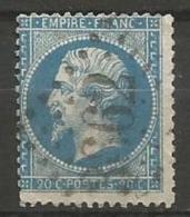 France - Obl. GC3662 ST HYPPOLYTE DU FORT Sur Timbre Napoleon III Et/ou Cérès - N°22 - Marcofilie (losse Zegels)