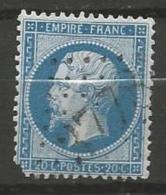 France - Obl. GC3778 ST MIHIEL Sur Timbre Napoleon III Et/ou Cérès - N°22 - Marcofilie (losse Zegels)