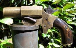 Pistolet Lance Fusée Français WW1 - Armes Neutralisées