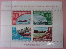 République Dominicaine - Trains