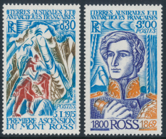 TAAF 1976 Sir James Clark Ross** - French Southern And Antarctic Territories (TAAF)