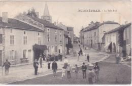 BULGNEVILLE  La Belle Rue - Frankrijk