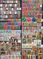 Turultól 167 Pieces Of Paintings From 1909 To 1973 Forint 5400 Years (b638) - Collections
