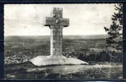 AUTUN . Croix De La Libération érigée Au Mont St Sébastien . Voir Recto Verso    (T931) - Autun