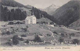 Ph-CPA Suisse Acletta (GR Grisons) Gruss Aus Acletta (Disentis) - GR Grisons