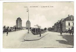 Duisburg Ruhrort L'entrée Du Pont - Duisburg