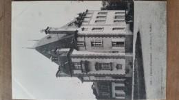 Clohars-fouesnant. Le Château De Bodinio. Anglaret N ° 118 - Autres Communes
