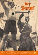 G4586No. 7/8-1943Der Pimpf - Vintage Youth MagazineHJ, JungvolkCondition: Very Good - Revues & Journaux