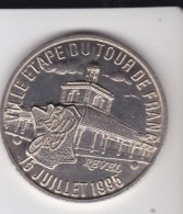 Ville Etape Du Tour De France 15 Juillet 1995 à REVEL - Cyclisme