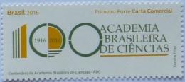 Brasil 2016 ** Academia Brasilera De Ciencias. See Desc. - Nuevos