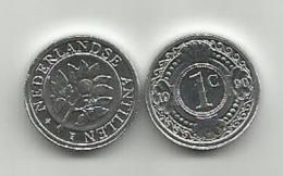 Netherland Antilles 1 Cent  1990. UNC - Antillas Nerlandesas