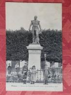 Dep 77 , Cpa MEAUX , Statue Du Général Raoult  (071) - Meaux