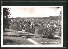 AK Seon, Gesamtansicht - AG Aargau