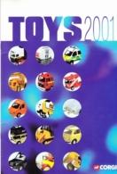 CATALOGO CORGI - TOYS 2001 - Gran Bretagna