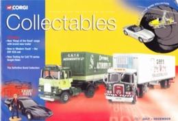 CATALOGO CORGI - COLLECTABLES 2001 - JULY DECEMBER - Gran Bretagna