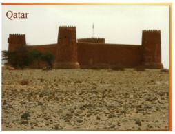 (828) Qatar - Historic Fort - Castle - Chateau - Qatar