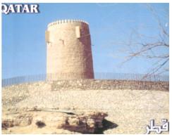 (828) Qatar - Historic Fort - Castle Tower - Chateau - Qatar