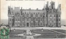 CHATEAUNEUF DU FAOU - 29 - Le Chateau De TREVAREZ - Façade Principale - ENCH0616 - - Châteauneuf-du-Faou