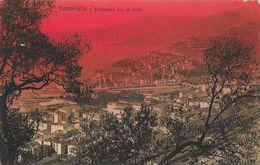 Ventimiglia - Panorama Fra Cli Ulivi - Edit. G. Gallo - Carte Non Circulée, Colorisée - Imperia