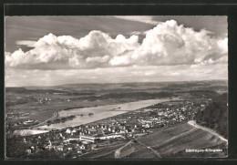 CPA Döttingen-Klingnau, Vue Générale Aérienne - AG Aargau
