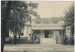 CPA - 62 - LE TOUQUET - PARIS-PLAGE - Casino De La Forêt - - Le Touquet