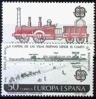 SPANIEN 1988 MI-NR. 2828/29 ** MNH - CEPT (88) - 1931-Heute: 2. Rep. - ... Juan Carlos I