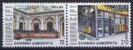 GRIECHENLAND 1990 MI-NR. 1742/43 A ** MNH - CEPT (88) - 1990