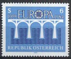 ÖSTERREICH MI-NR. 1772 ** MNH - CEPT 1984 (88) - Europa-CEPT