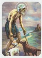 "SANTINO  HOLY CARD - ""SAN LAZARO"" ATA M-107  SANTA IMAGEN - Preghiera In Spagnolo - Santini"