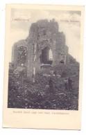 B 8920 LANGEMARK, 1.Weltkrieg, Zerstörungen, Kirche Durch Geschützfeuer Zerstört - Langemark-Poelkapelle