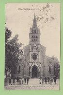 BELLEGARDE : L'Eglise (Enfants). 2 Scans. Edition Salomont - Bellegarde