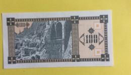 Géorgie :  Billet 100  Laris Type 1993 - Géorgie