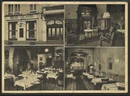 Luxembourg Gare - 64 Rue Du Fort Neyperg - Hotel Restaurant BEAU SEJOUR - Prop. Mme. Kauffmann - Luxemburgo - Ciudad