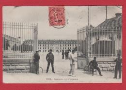 Toul  --  Caserne Du 153 E D Infanterie - Toul